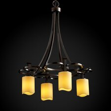 Candlearia Arcadia 4 Downlight Chandelier