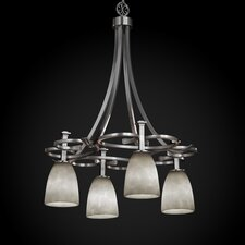 Clouds Arcadia 4 Downlight Chandelier