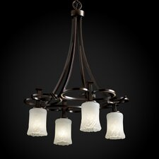 Veneto Luce Arcadia 4 Downlight Chandelier