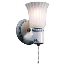<strong>Justice Design Group</strong> American Classics 1 Light Wall Sconce