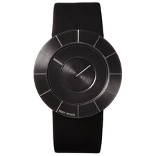 <strong>Issey Miyake</strong> To Men's Watch with Black Rubber Band and Black Case
