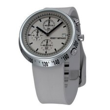 Trapezoid Al Men's Watch in White