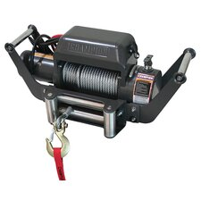 10,000 lbs Winch Kit in Black
