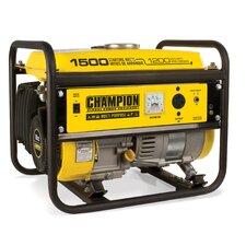 Portable 1,500 Watt Generator