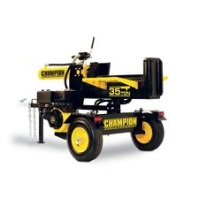 35 Ton Gas Log Splitter