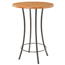 "Bistro 40"" Bar Table in Honey Pine"