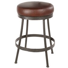 "Cedarvale 30"" Swivel Bar Stool with Cushion"