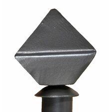 <strong>Stone County Ironworks</strong> Forest Hill Curtain Rod Finial
