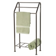 Wall Mounted Monticello Towel Stand