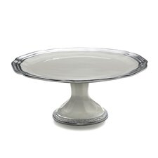 Countryside Pedestal Cake Plate