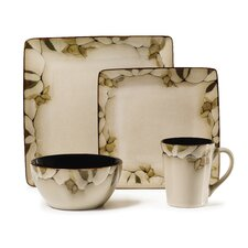 Gourmet Basics Emory 16 Piece Dinnerware Set