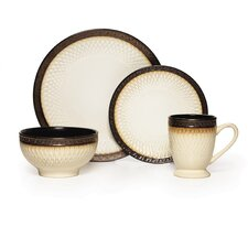 Gourmet Basics Sorrento 16 Piece Dinnerware Set