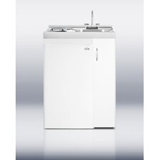 4.1 Cu. Ft. Compact Kitchen