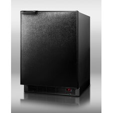 <strong>Summit Appliance</strong> 6.1 Cu. Ft. Refrigerator Freezer with Cabinet
