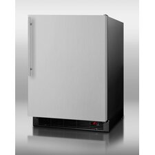 6.1 Cu. Ft. Refrigerator Freezer with Adjustable Shelves