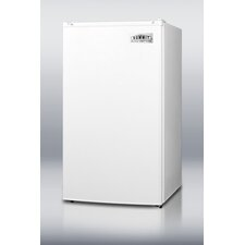 <strong>Summit Appliance</strong> 3.6 Cu. Ft. Compact Refrigerator with freezer