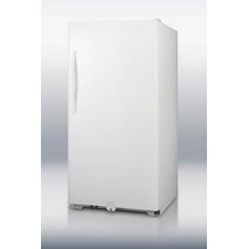 "<strong>Summit Appliance</strong> 62.5"" x 31.38"" Freezer in White"