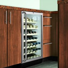 <strong>Summit Appliance</strong> Wine Cellar with Installed Lock in Black