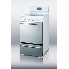 <strong>Summit Appliance</strong> Electric Range