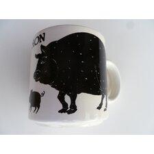 """Vintage French Cochon """"Pig"""" 11 oz. Mug"""