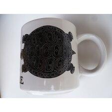 """Vintage French La Tortue """"Turtle"""" 11 oz. Mug"""