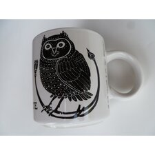 "Vintage French La Chouette ""Owl"" 11 oz. Mug"