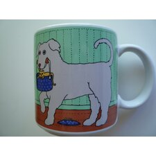 <strong>Taylor & Ng</strong> Classy Critter 11 oz. Doggy Do Good Mug