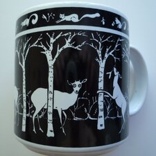 Primitives 11 oz. Deer Mug