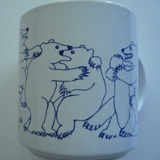 Animates 11 oz. Daytime Bears Mug