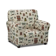 Hooty Kids Club Chair