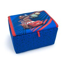 <strong>Kidz World</strong> Disney's Cars 2 Toy Box