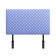 <strong>Kidz World</strong> Twin Upholstered Headboard
