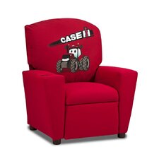"Case Int'l Harvester Kids ""Big Red"" Tractor Recliner"