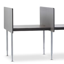 Laminate Conference Carrel Adder