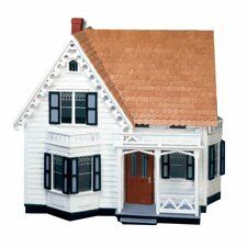 <strong>Greenleaf Dollhouses</strong> Westville Dollhouse