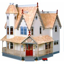 <strong>Greenleaf Dollhouses</strong> Pierce Dollhouse