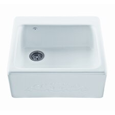 "Reliance 25"" x 22.25"" Hatfield Single Bowl Kitchen Sink"