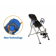 iControl 5620 Weight Extended Disk Brake System Inversion Table with Air Tech Backrest