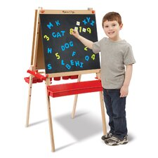 Deluxe Easel and Magnetic Boards