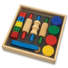 <strong>Melissa and Doug</strong> Clay Play Arts & Crafts Kit