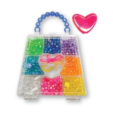 <strong>Melissa and Doug</strong> Rainbow Crystals Bead Set Arts & Crafts Kit
