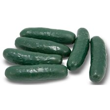 Cucumber Bulk Fruits and Veggies (Set of 6)