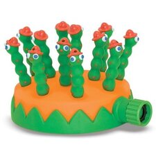 Grub Scouts Sled Sprinkler