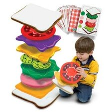 <strong>Melissa and Doug</strong> Sandwich Stacking Games