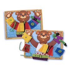 <strong>Melissa and Doug</strong> Basic Skills Board
