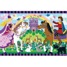 <strong>Melissa and Doug</strong> Fairy Tale Friendship Floor Puzzle