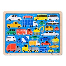 <strong>Melissa and Doug</strong> Beep Beep Jigsaw Puzzle