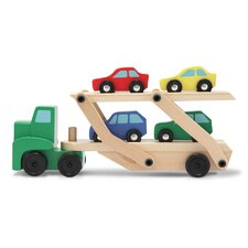 <strong>Melissa and Doug</strong> Carrier Truck Vehicle Set
