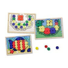 <strong>Melissa and Doug</strong> Sort and Snap Color Match