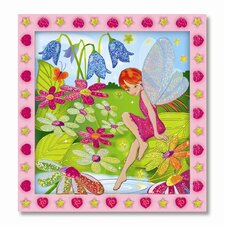 <strong>Melissa and Doug</strong> Flower Garden Fairy Peel and Press Sticker by Number